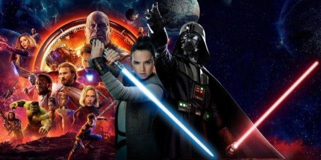 Avengers Infinity War Star Wars ComicBookcom