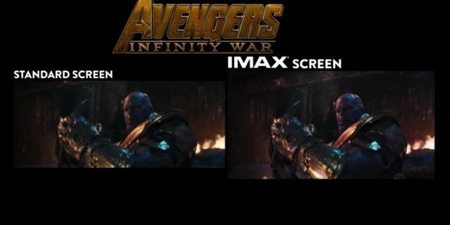 Avengers Inifnity Full IMAX Sequence Home Video Petition