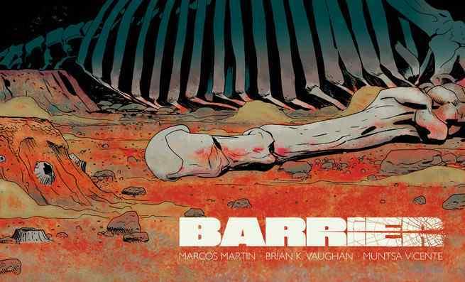 Barrier Vaughan Martin - Print