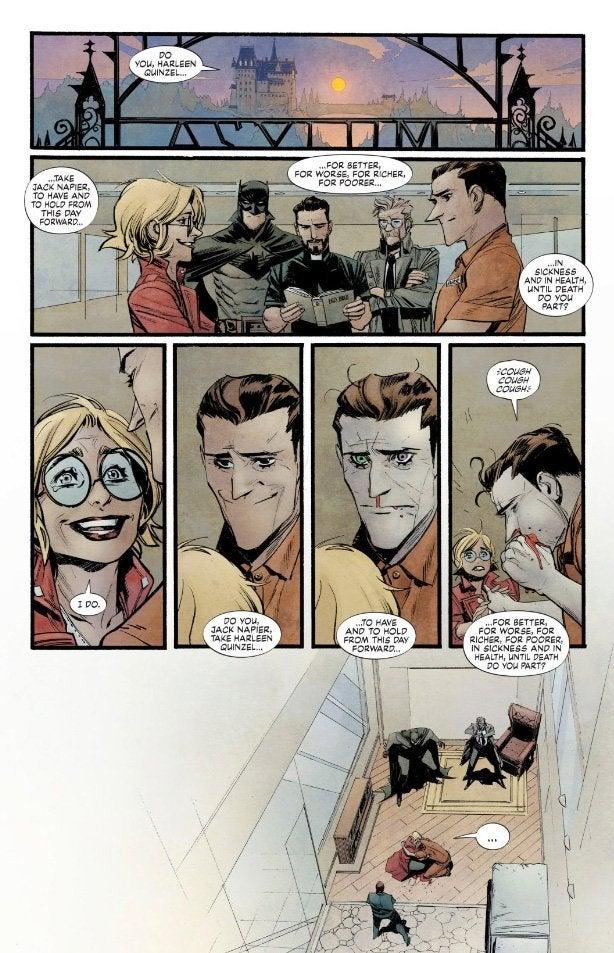 Batman-White-Knight-Harley-Marries-Joker-1