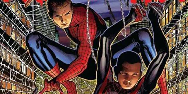 Bendis Best Marvel Comics - Cover