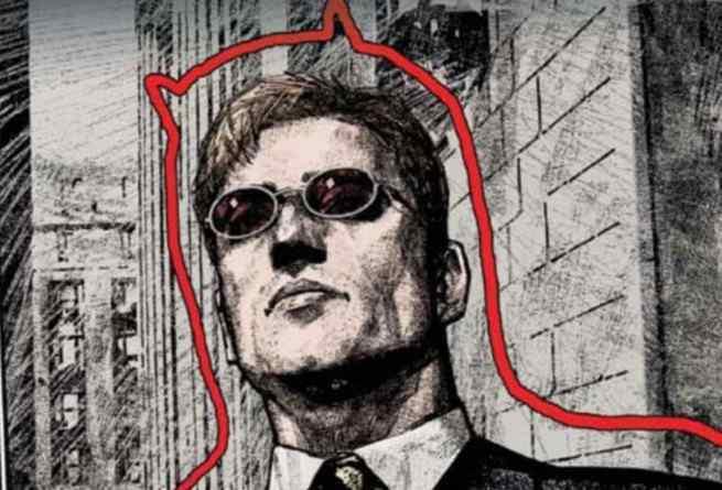 Bendis Best Marvel Comics - Daredevil Out