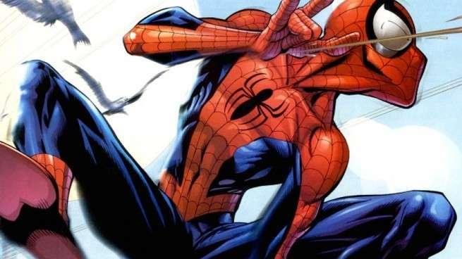 Bendis Best Marvel Comics - Power and Responsibility