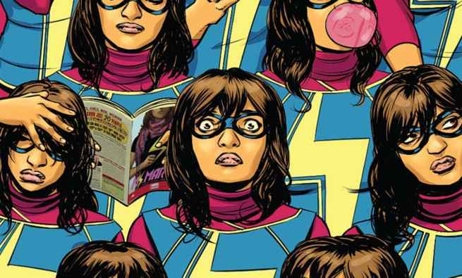 Best Ms Marvel Stories Kamala - Army of One