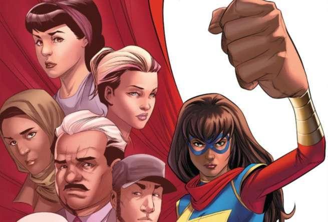 Best Ms Marvel Stories Kamala - Mecca