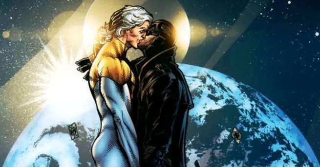 Best Superhero Weddings - Apollo Midnighter
