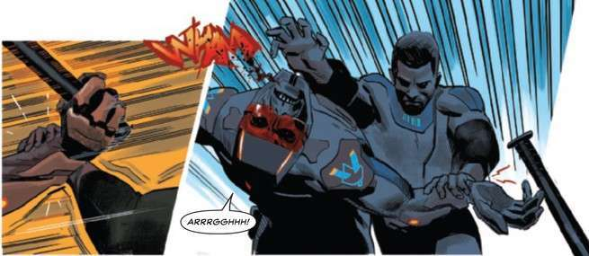 Black Panther #1 Review - Action