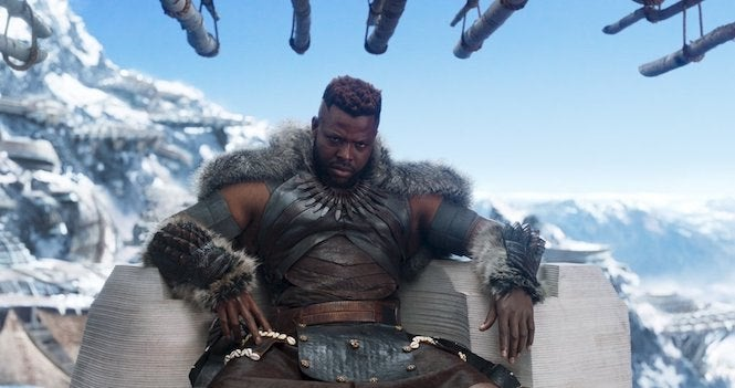 Black Panther Director Reveals What Happened to Killmonger's Mom