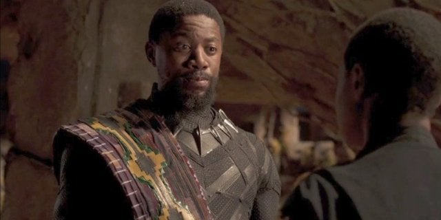 Black Panther Voices from the Past Deleted Scene