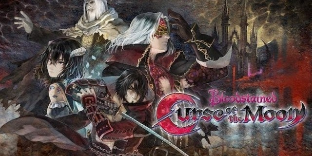 Bloodstained curse of the moon
