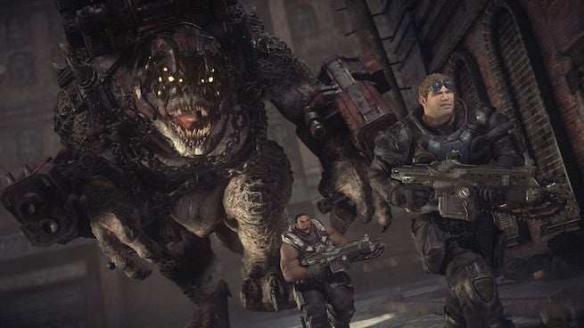 monster hunter world crossover with gears of war wanted by studio head