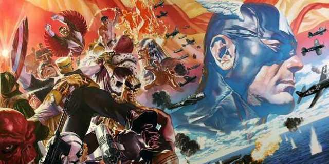 Captain America Coates Born Again - Cover