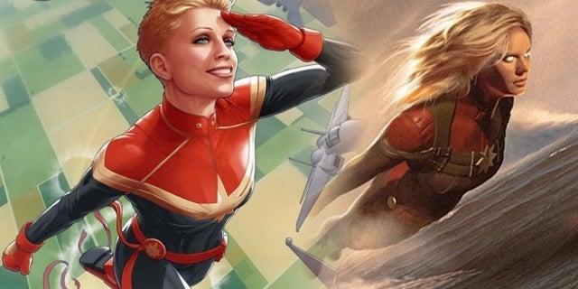 Captain-Marvel-Bosslogic-KingsLetter-Fan-Poster-Brie-Larson