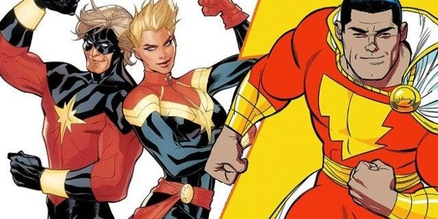 Captain-Marvel-Mar-Vell-Shazam-Differences-Header