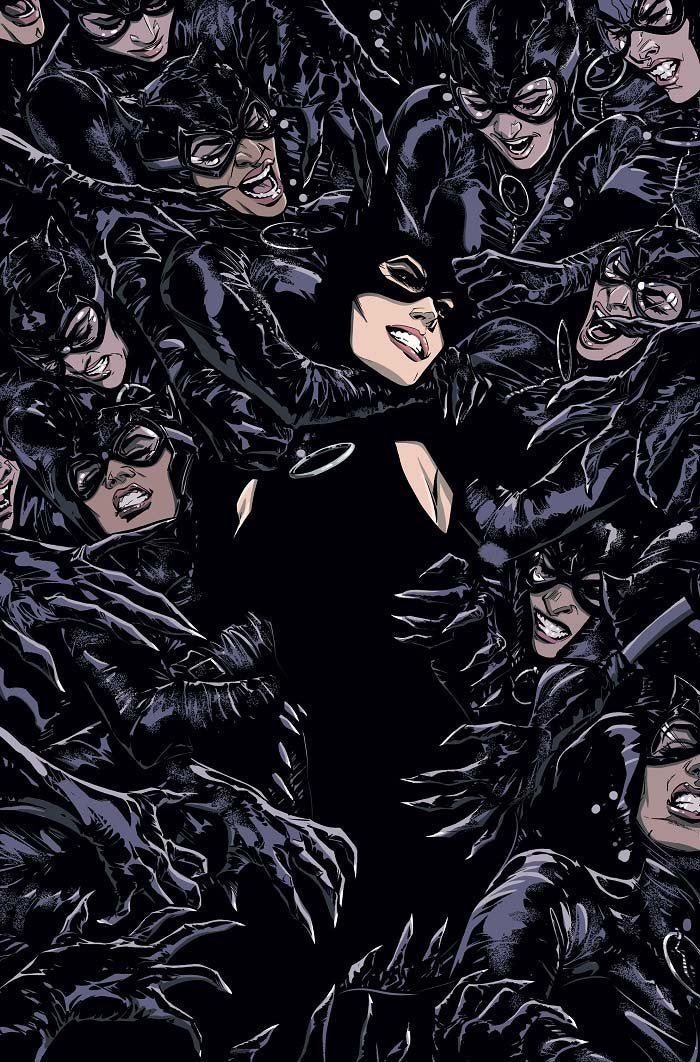 DC Comics Gives Catwoman A New Costume