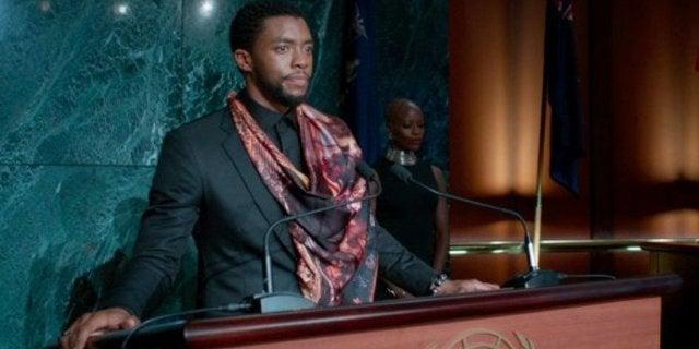 Chadwick Boseman Commencement Speech Black Panther