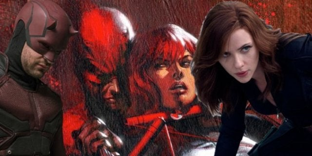 Daredevil Black Widow MCU comicbookcom