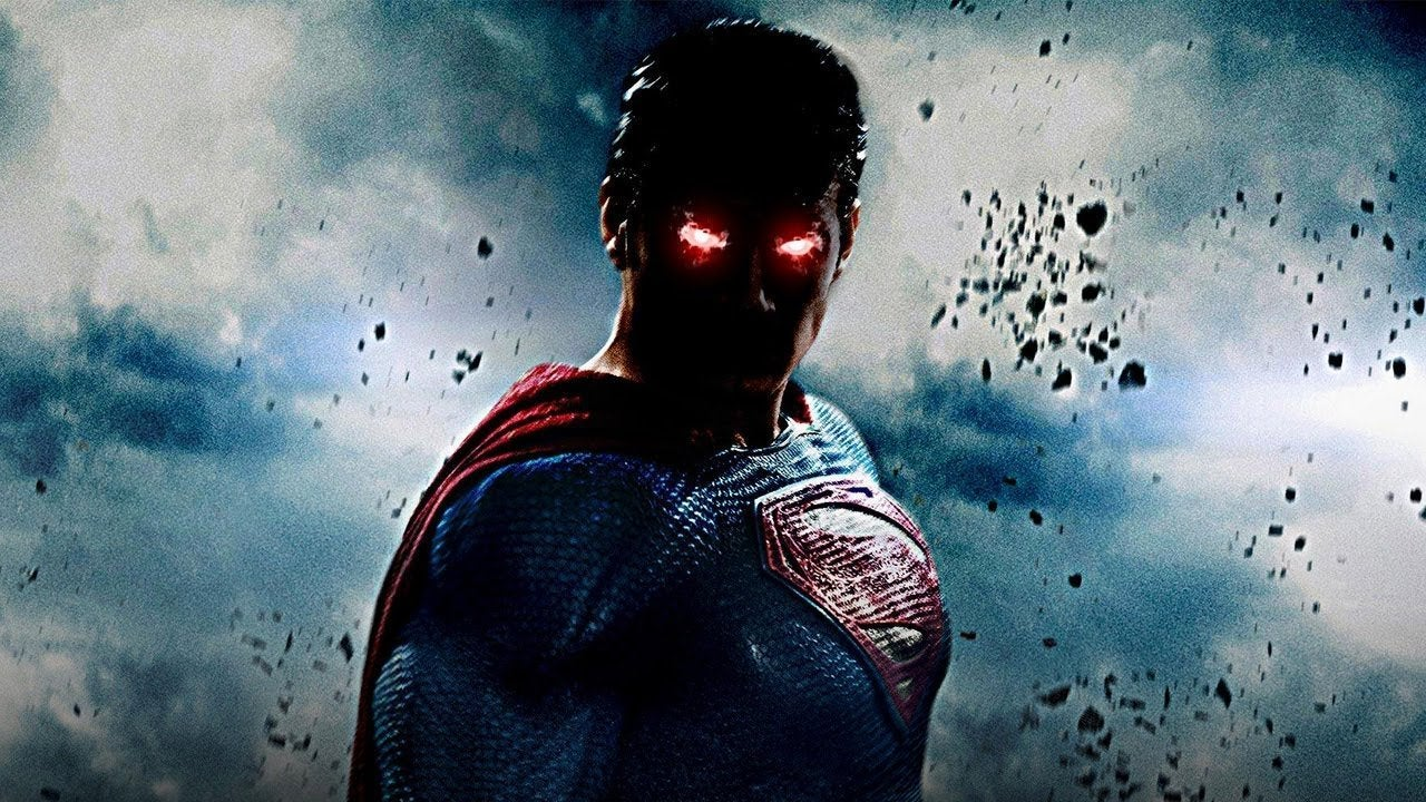 Dark DCEU Superman
