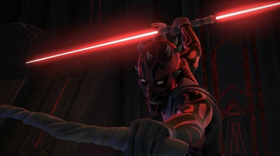Darth Maul in Star Wars Rebels Solo Sequel