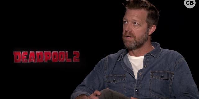 David Leitch Talks Deadpool 2 screen capture
