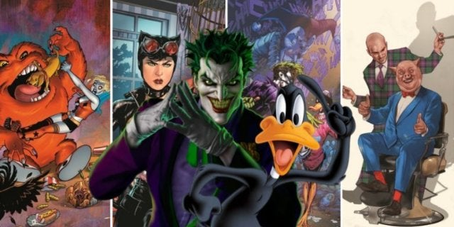 DC Comics Looney Tunes