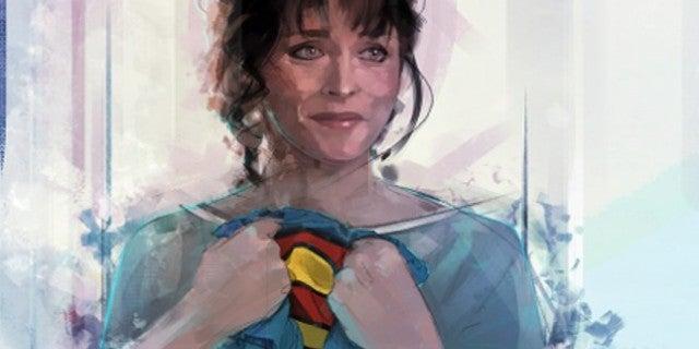 DC Comics Tribute Margot Kidder Death