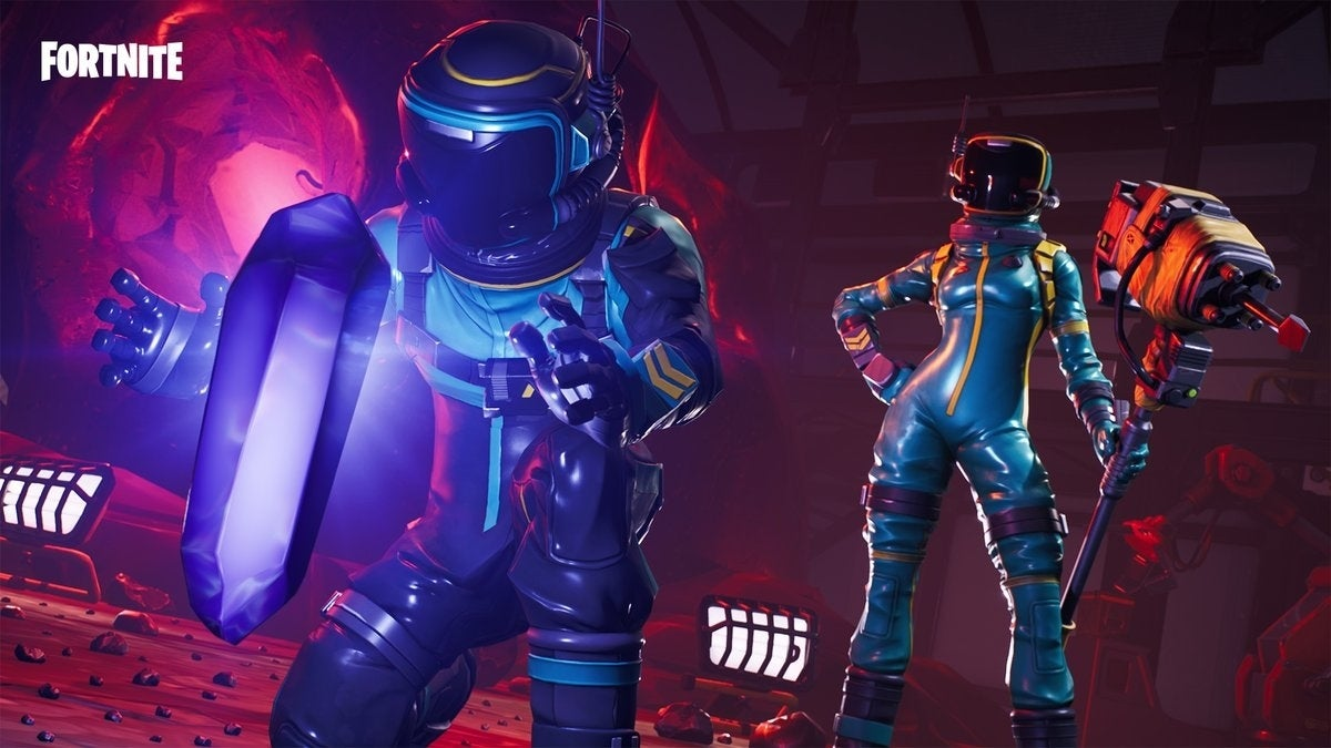Fortnite Item Shop Adds Two New Outfits Fit For An Outbreak