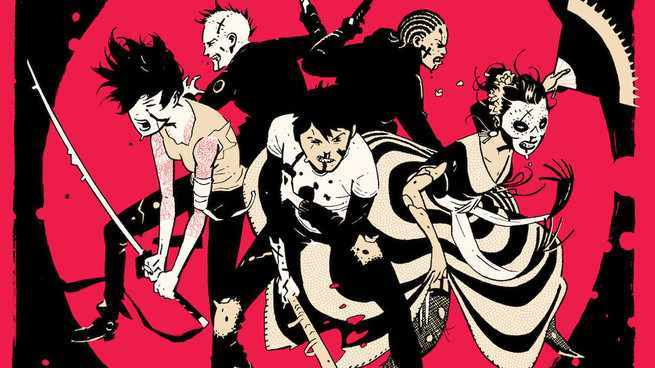 Deadly Class on TV - Cast of Characters