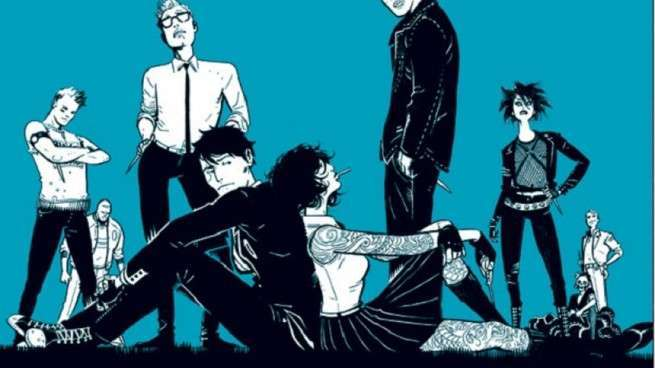 Deadly Class on TV - Cover
