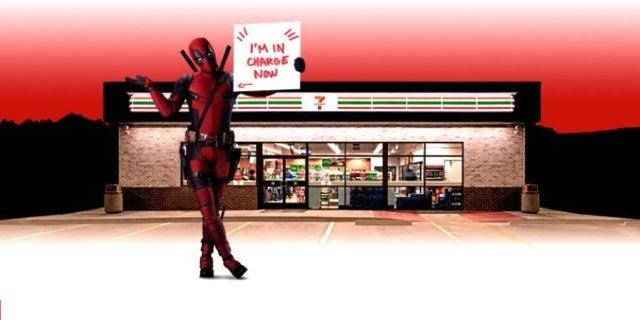 Deadpool 2 7-Eleven