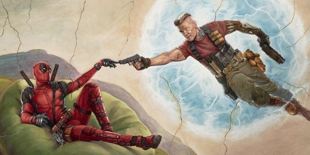 Deadpool 2 Deadpool Cable