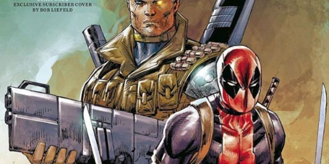 Deadpool 2 Empire cover