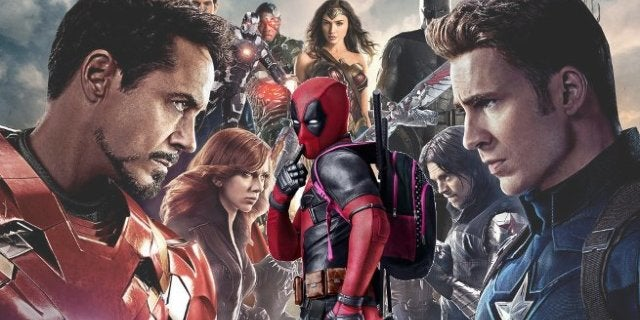 Deadpool 2 Every DC Marvel Movie Jokes Reference