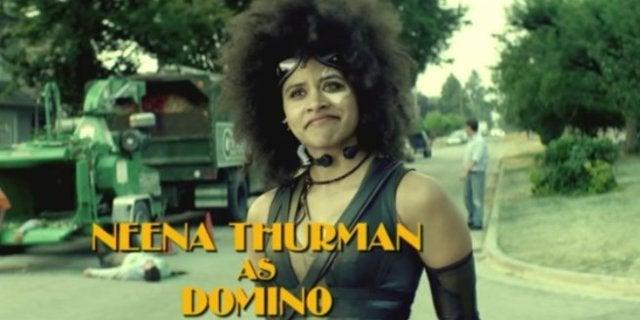 Deadpool 2 Golden Girls Dominos as Neena Thurman