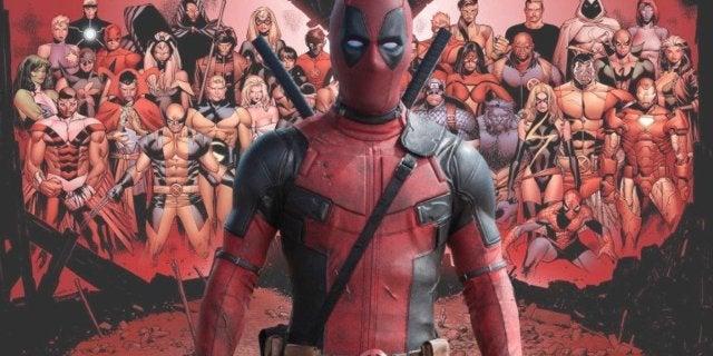 Deadpool 2 M-Day