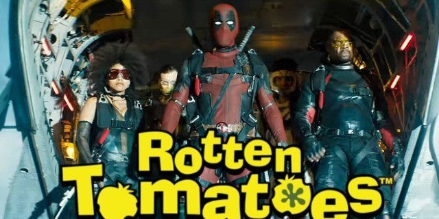 deadpool 2 rotten tomatoes