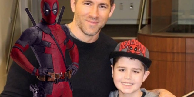 Deadpool 2 Ryan Reynolds Connor McGrath ComicBookcom