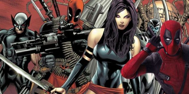 Deadpool 2 X-Force comicbookcom