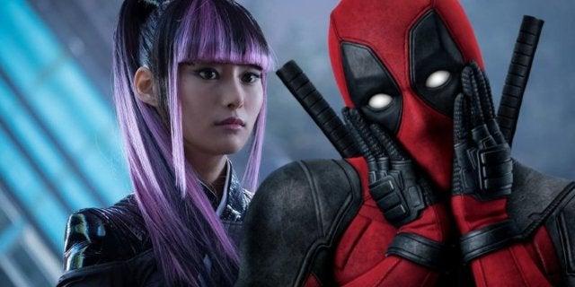 Deadpool 2 Yukio Asian Girl Neon Hair Controversy_2