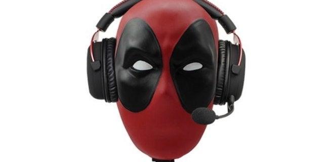 Deadpool Head 2