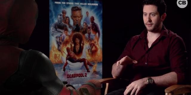 Deadpool Talks Deadpool 2 screen capture