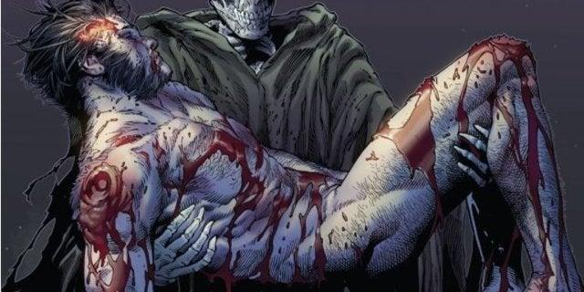 Death of Wolveirne