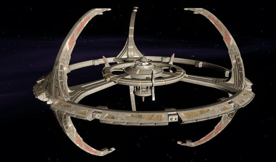 Star Trek Online Deep Space 9