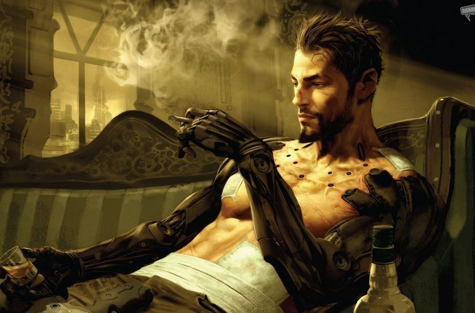 "Deus Ex Is ""Not Dead,"" Accordi..."