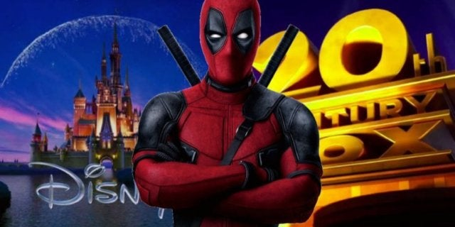 Disney Fox Deadpool comicbookcom