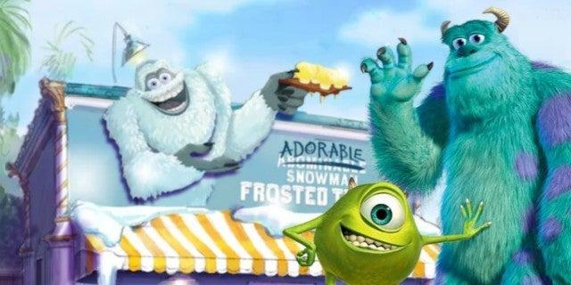Disney Pixar Pier Frosted Treats comicbookcom