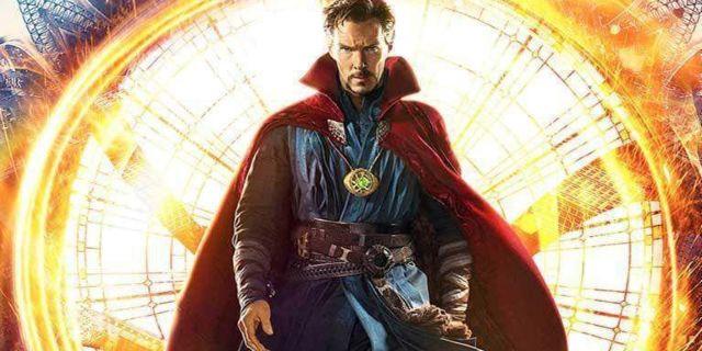 doctor strange avengers infinity war connection