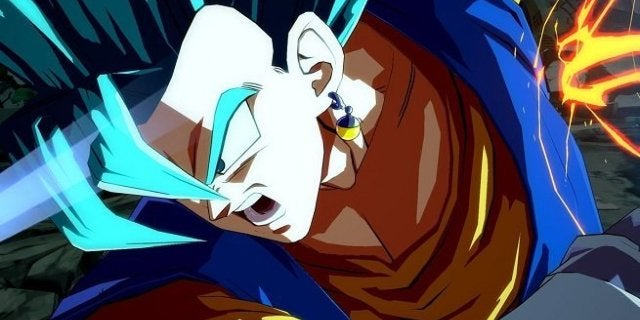 Dragon Ball FighterZ Vegito