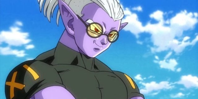 Dragon Ball Heroes Anime Villain Fu