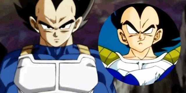 'Dragon Ball Super' Movie Reveals Vegeta's New Design